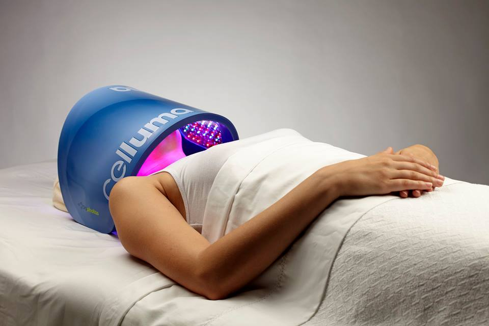 LED Therapy in Skin: Stimulating, Healing, Restoring