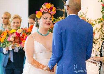 Bridal Client Margaret & Sameer Wedding